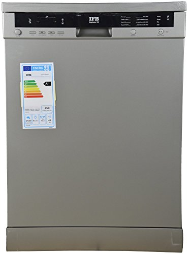 IFB Neptune VX Fully Electronic Dishwasher (12 Place Settings, Dark Silver): Amazon.in: Home & Kitchen