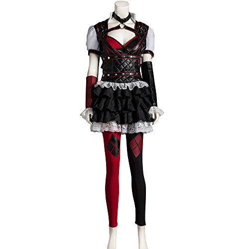 Batman Arkham Knight Harley Quinn Halloween Costume