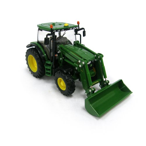 Britains 1:32 Farm John Deer 6125R Tractor And Loader