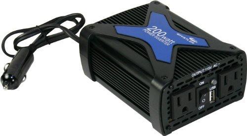 Whistler Pro-200W 200 Watt Power Inverter