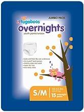 Rite Aid Tugaboos Overnights Youth PantsUnisex Jumbo Pack SM 38-65 lbs 15 ea