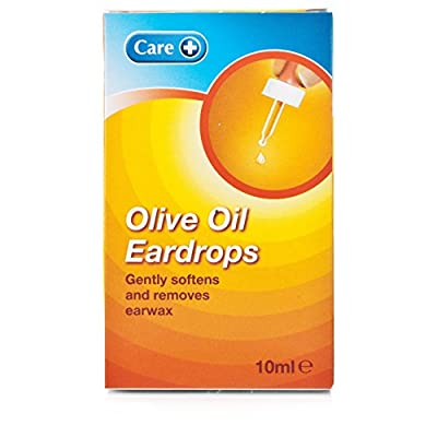 Olive Oil Ear Drop Loosening & Removal of Ear Wax 10ml