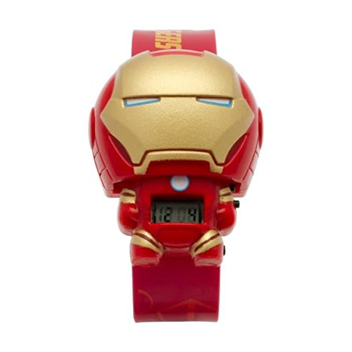Kanaï Kids - 1 - Montre Iron Man Marvel - Multicolore