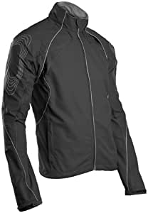 Sugoi Men's Cycle Jacket - Black, Small