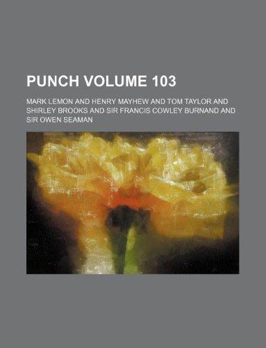 Punch Volume 103