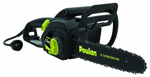 Buy Poulan PLN3516F 16-Inch 3.5 HP Electric Chain Saw