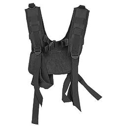 Condor H-Harness Black