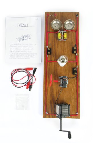 """American Educational Transformation Of Energy Apparatus, 24-1/4"""" Length X 8"""" Width X 6-1/2"""" Height"""