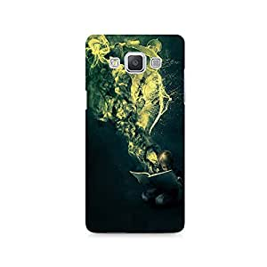 TAZindia Printed Hard Back Case Mobile Cover For Samsung Galaxy A5