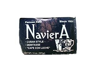 Naviera Cuban Style Dark Roasted Coffee