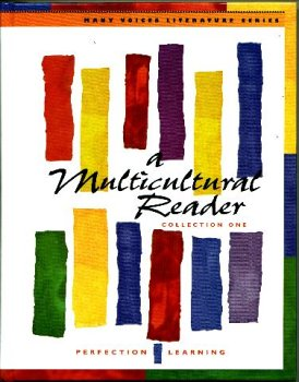 A Multicultural Reader (Collection One) (Many Voices Literature Series)