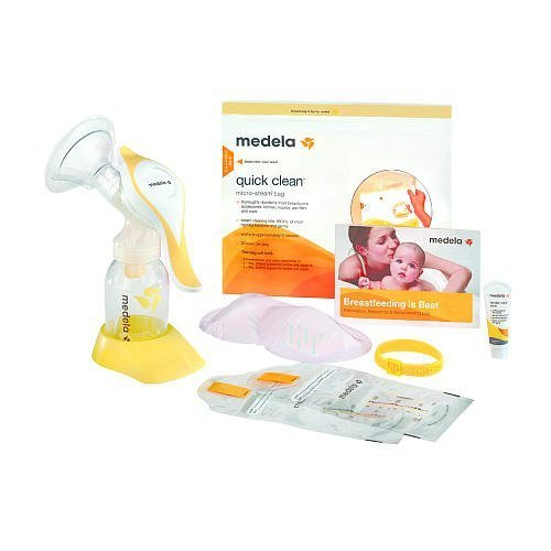 Medela Hugs Helping You Start Set