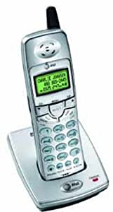 AT&T E597-1 - 5.8 GHz Cordless Expansion Handset with Caller ID & Call Waiting