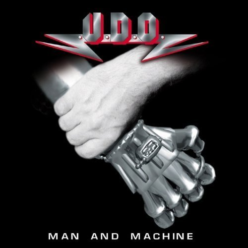 Udo - Man And Machine By Udo (2002-03-25) - Zortam Music
