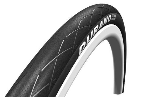 Schwalbe Durano HS 399 Racing Bicycle Tire (26x1.1, Dual Compound Folding, Black-Skin)