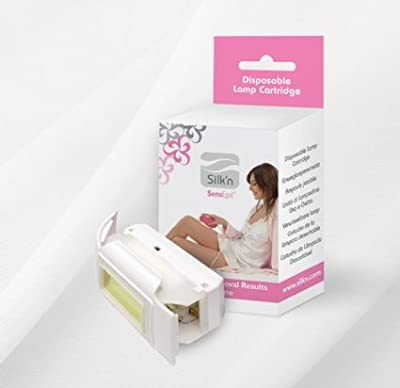 Cheapest Silk'n SN-005 SensEpil All-Over Hair Removal Disposable Lamp Cartridge from Silkn - Free Shipping Available
