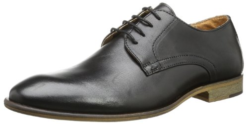 Selected Homme Men's Sel Bristol Leather ID Lace-Up Flats
