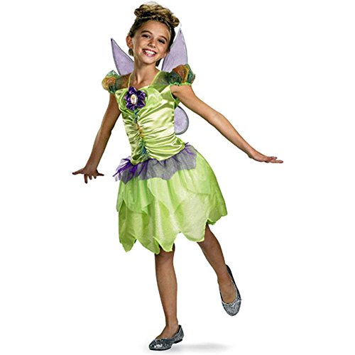 Tinker Bell Rainbow Classic Costume - Small (4-6x)