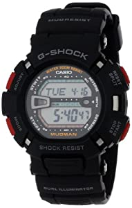 Casio Men's G9000-1V G-Shock Mudman Digital Sports Watch