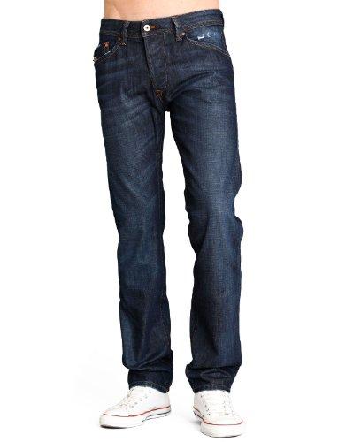 Diesel Darron R9y8 Droite Resserré Blue Man Jeans Men - W32l32