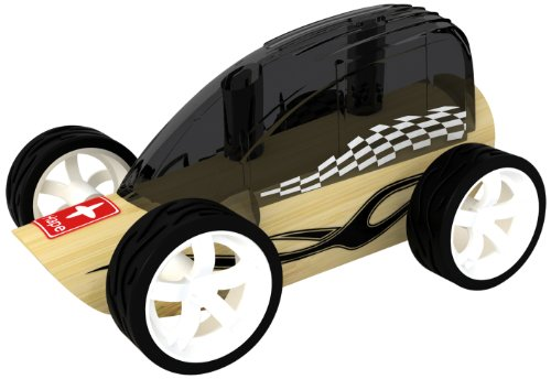 Hape Bamboo Mighty Mini Low Rider Toy Car
