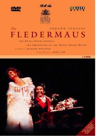 Strauss: Die Fledermaus -- Royal Opera House [1990] [DVD]