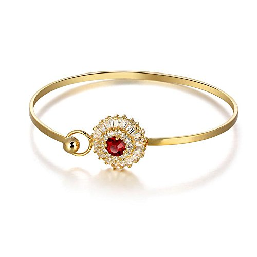 yuriao-jewelry-18k-rose-gold-plated-red-diamond-bangle-bracelet