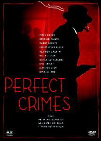 Perfect Crimes Vol. 1-3 [3 DVDs]
