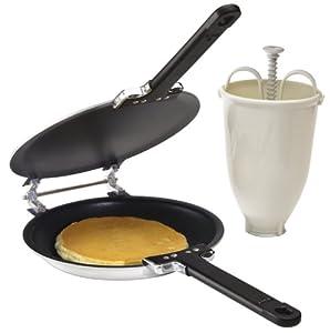 Amazon.com: Perfect Pancake: Crepe Pans: Kitchen & Dining