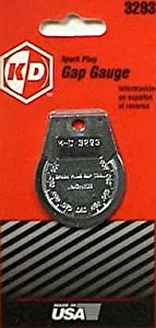 K-D Tools 3293 Spark Plug Gap Guage , Pack of 1 from K-D Tools