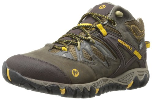 Merrell Men's All Out Blaze Mid Waterproof Hiking