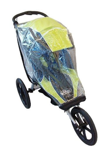 Baby Jogger Stroller Rain Canopy, Single back-935968