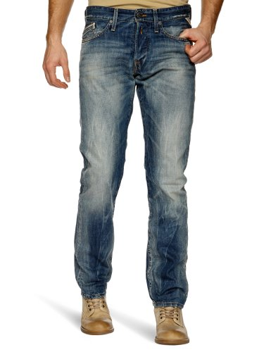Replay Waitom W Slim Men's Jeans Mid Blue Rinse W32INxL34IN