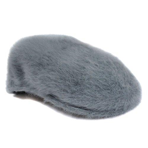 [カンゴール] KANGOL ハンチング 158-169501 FURGORA 504 ファーゴラ 帽子 レディース メンズ ラビットファー ファー ハット キャップ 03.SLATE GREY Msize