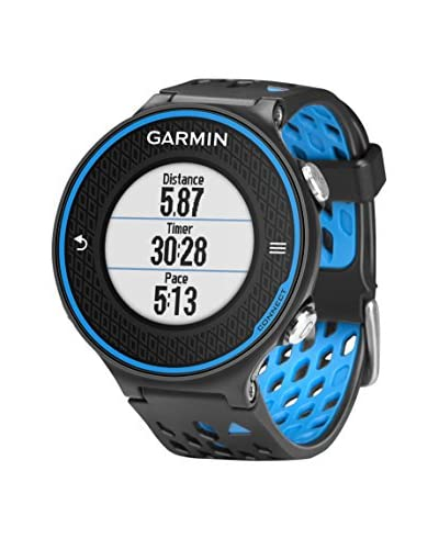 Garmin Orologio Con Gps Gps Running Advanced Training Hrm-Run Nero/Blu