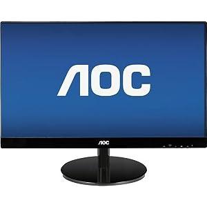 """AOC 22"""" IPS LED backlit monitor"""