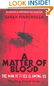 A Matter Of Blood (The Dog-faced Gods Trilogy)