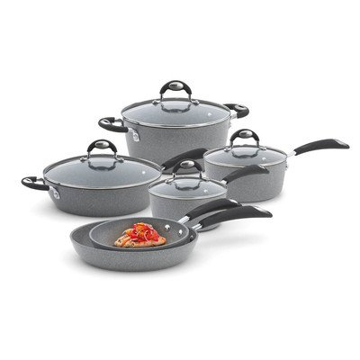 Granito 10 Piece Non-Stick Cookware Set