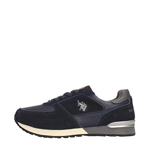 U.S. Polo Assn. TABRY4114W6/SY1 Sneakers Uomo Crosta DK.BLUE DK.BLUE 42
