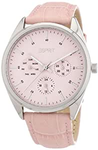 Esprit Damen-Armbanduhr glandora Analog Quarz Leder ES106262006