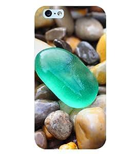 D KAUR Stones Back Case Cover for Apple I Phone 6S::Apple I Phone 6S