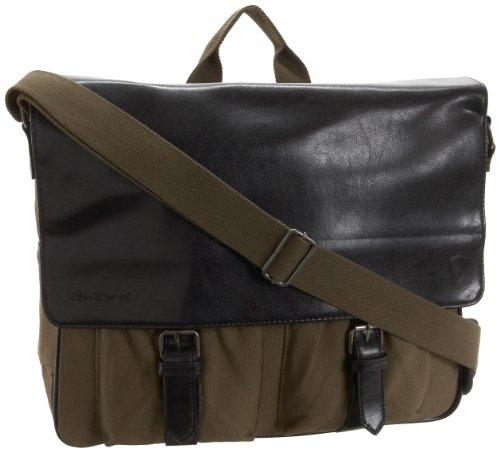 Ben Sherman Accessories Hunt Messenger Bag