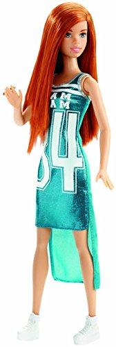 Barbie DGY63 - Fashionistas 2016, Abito Verde