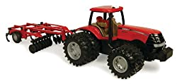Ertl 8 Case IH MX305 Tractor With Ripper
