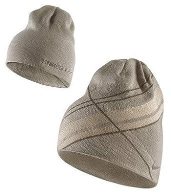 Nike Golf Reversible Knit Cap, Granite/Birch/Flat Pewter, One Size