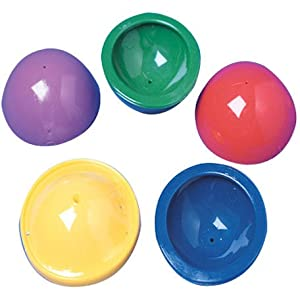 Amazon.com: Dozen Assorted Color Jumbo Jump Poppers: Toys & Games