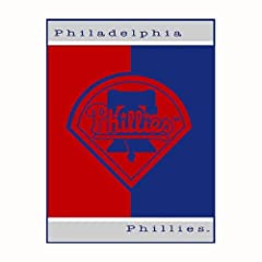 Buy Biederlack Philadelphia Phillies All-Star Blanket by Biederlack