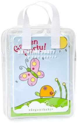 Elegant Baby In The Garden Bathtime Party Gift Set
