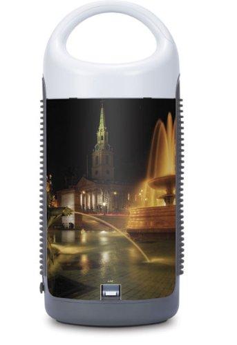 Scenic Cities - London Trafalgar Square At Night - Ar Portable Wireless Speaker - Skinit Skin