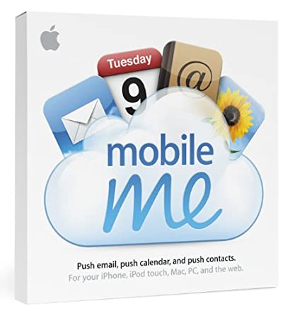 MobileMe Individual [OLD VERSION]